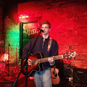 Brad Ray at The Evening Muse